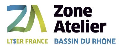 Zabr - Zone Atelier Bassin du Rhône